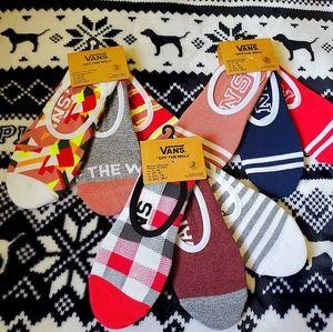 Vans Sock Bundle NWT